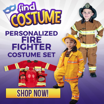 Fire Fighter Costumes are HOT at FindCostume.com