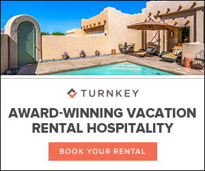 Find Luxury Vacation Rentals in California with TurnKey Vacation Rentals