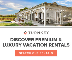 Find Luxury Vacation Rentals in Sonoma - Napa CA with TurnKey Vacation Rentals