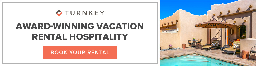 Kick back in Sunny California with TurnKey Vacation Rentals