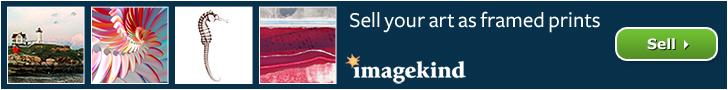 Sell your art on Imagekind