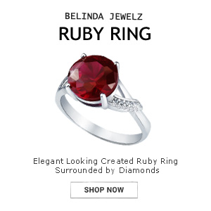 created ruby ring
