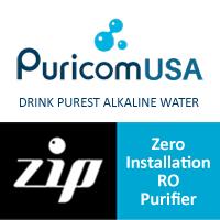 Puricomusa.com - Zero Installation RO Purifier