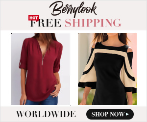 Free Shipping on Orders $59+ at BerryLook.com