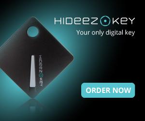 Hideez Key Coupon