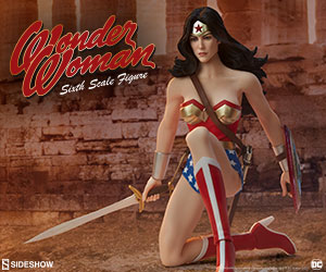 Wonder Woman Sixth Scale Figure