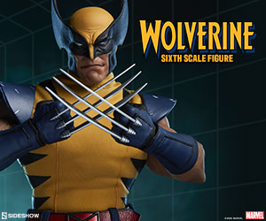 Wolverine Sixth Scale Figure by Sideshow Collectibles