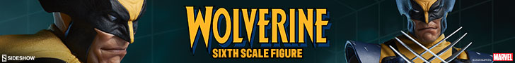 Wolverine Sixth Scale Figure by Sideshow