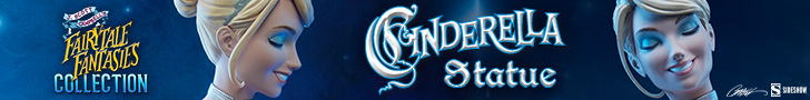 Cinderella Statue by Sideshow Collectibles J. Scott Campbell Fairytale