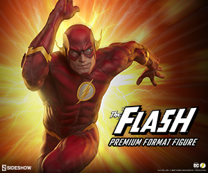 The Flash Premium Format™ Figure by Sideshow Colle