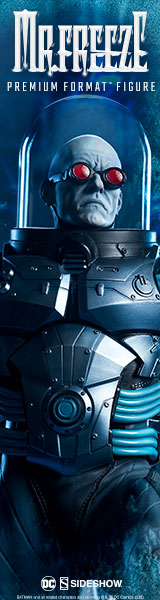 Mr. Freeze Premium Format™ Figure by Sideshow Collectibles