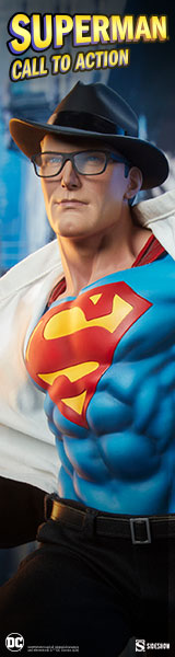 Superman™: Call to Action Premium Format™ Figure by Sideshow Collectibles
