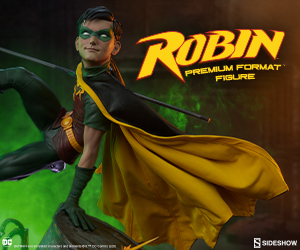 Robin Premium Format™ Figure by Sideshow Collectibles
