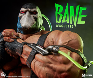 Bane Maquette by Sideshow Collectibles