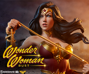 Wonder Woman Bust by Sideshow Collectibles
