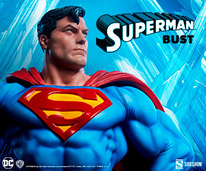 Superman™ Bust by Sideshow Collectibles