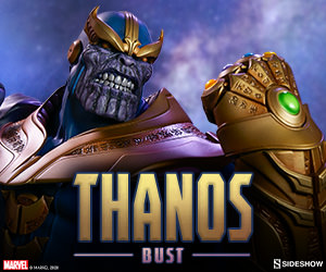 Thanos Bust by Sideshow Collectibles