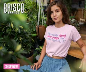 Shop now for our selection of Brisco Brands mermaid apparel
