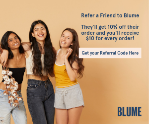Blume Refer-A-Friend
