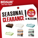 Bedsure Seasonal Sale