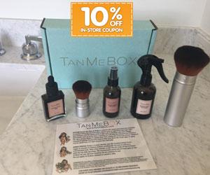 TanMeBox Coupon Code