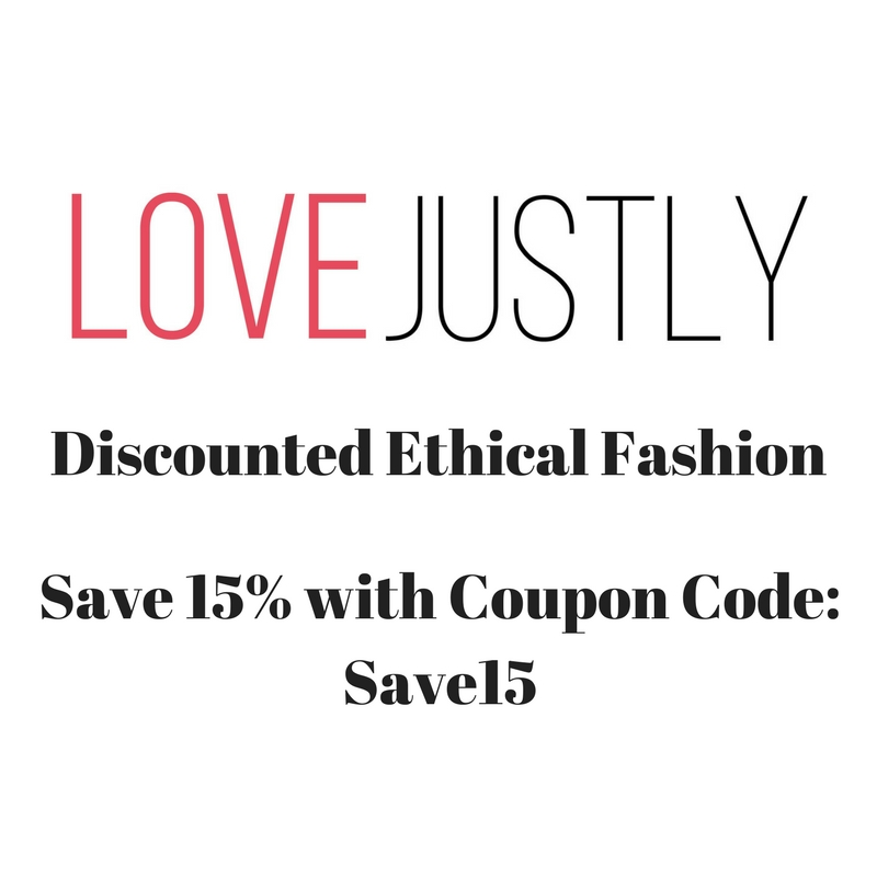 Love Justly Coupon Code