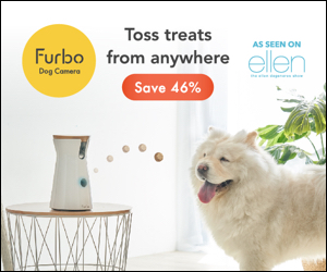 Furbo Dog Camera - Black Friday & Cyber Monday Sale