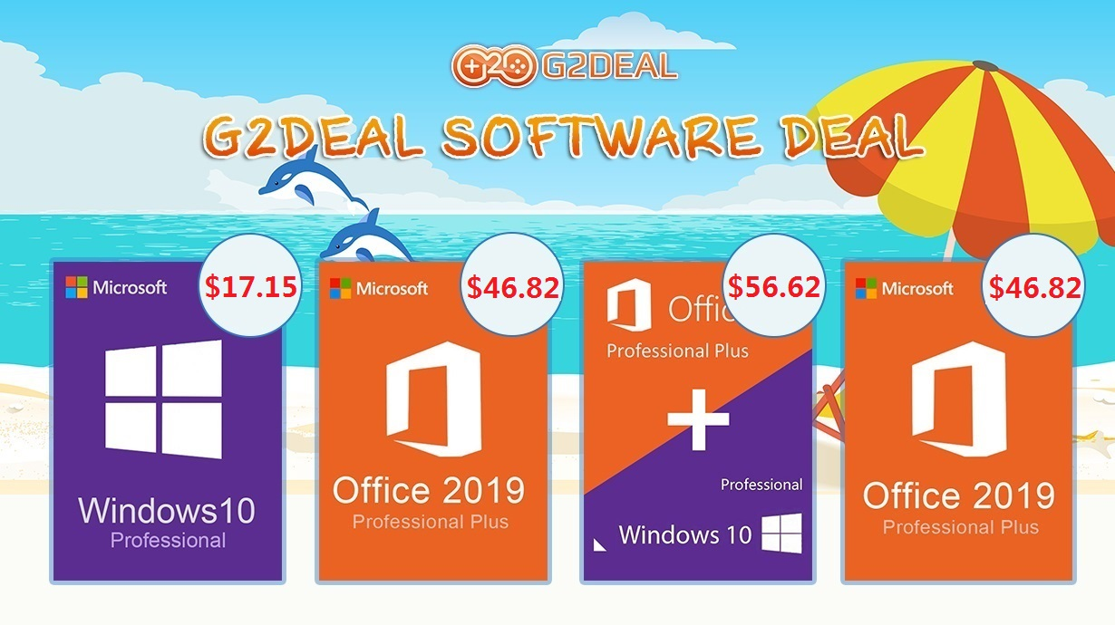 Buy software from G2deal