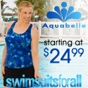 April Aquabelle starting at $24.99 at Swimsuitsforall.com