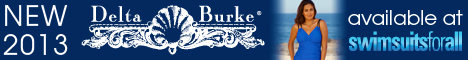 2013 Delta Burke Swimwear