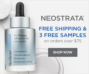 NeoStrata Free Shipping & 3 Free Samples on orders over $75
