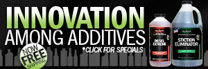 Innovation Among Additives Now Free Shipping Click for Specials