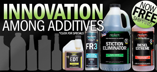 Innovation Among Additives Now Free Shipping