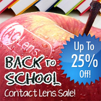 AC Lens - Back to School Sale