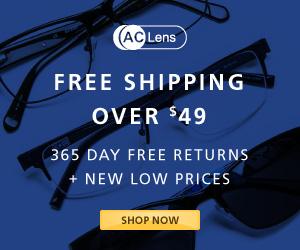 AC Lens - Buy Prescription Eyeglasses Online