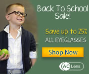 AC Lens - Back to School Sale