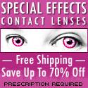 Buy Halloween Contact Lenses Online