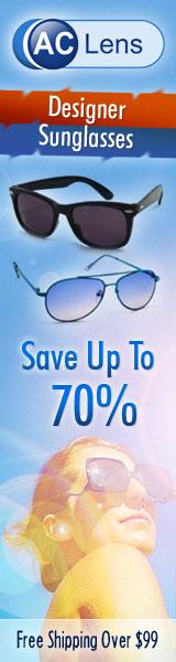 Buy Designer Sunglasses at AC Lens