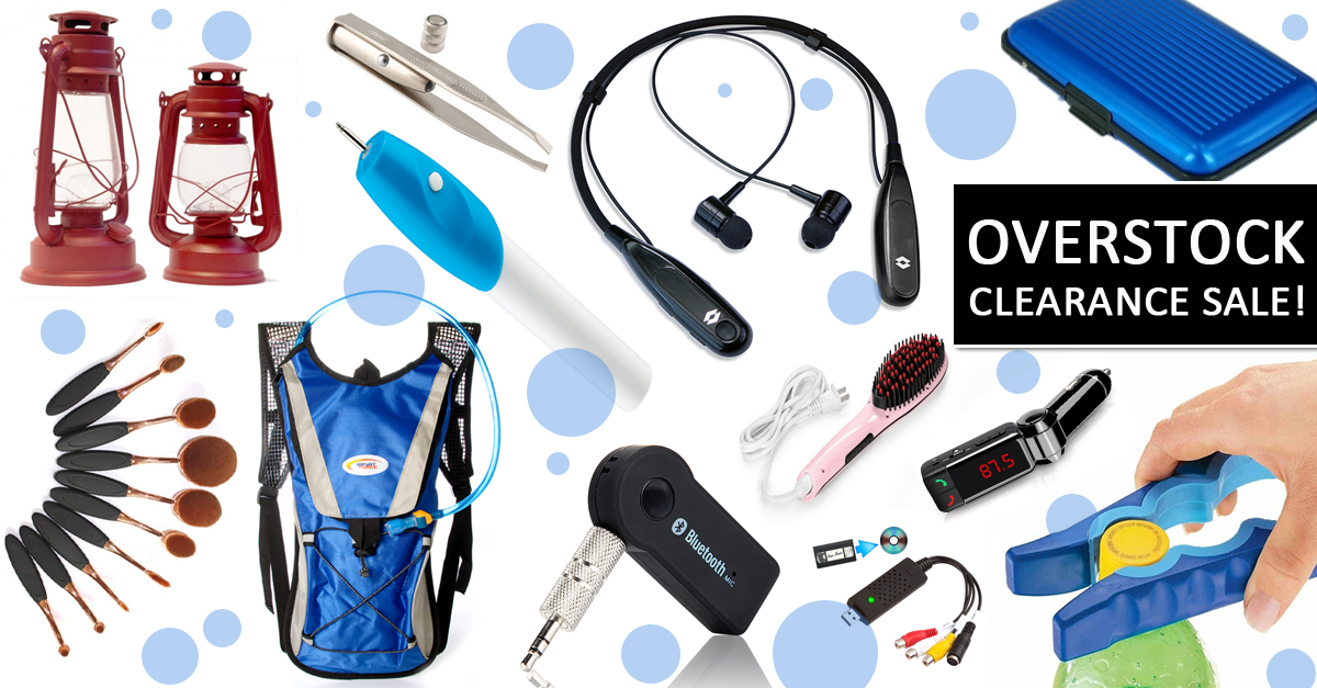 OVERSTOCK CLEARANCE FREE SHIP DEALS