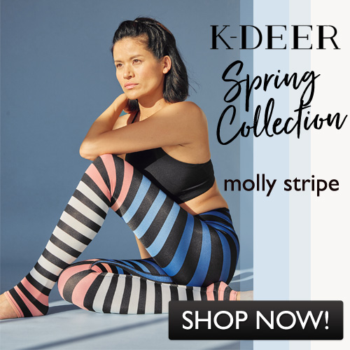 Molly Stripe - New at K-DEER