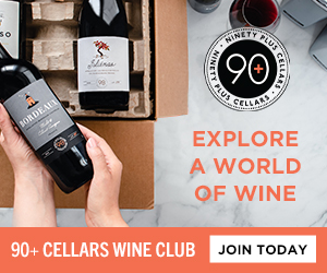 Explore a World of Wine with 90+ Cellars Wine Club