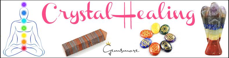 Healing Crystals by Gemsmore