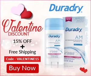 Duradry Valentine Discount