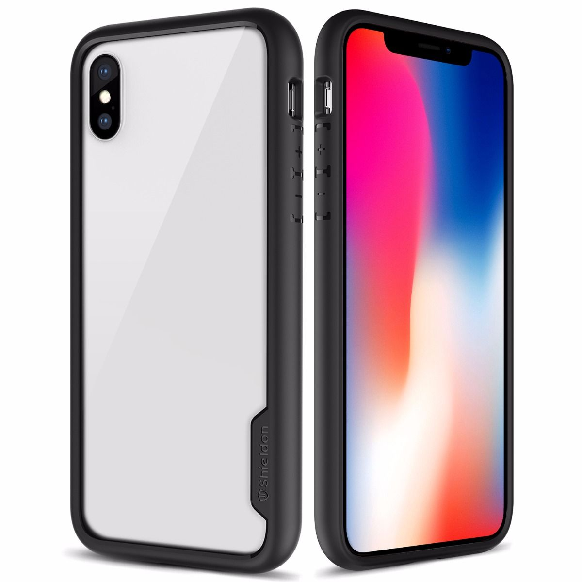 Shieldon Glacier Case TPU for iPhone X / iPhone 10