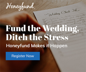 Fund the wedding, ditch the stress. Sign up for Honeyfund today to start making your dream registry happen.