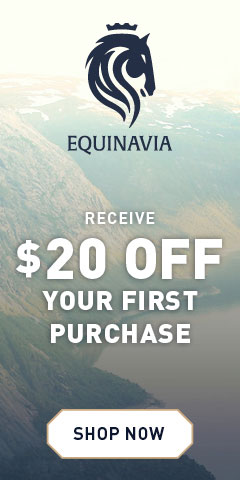 Save $20 on your first order over $100 with Equinavia!