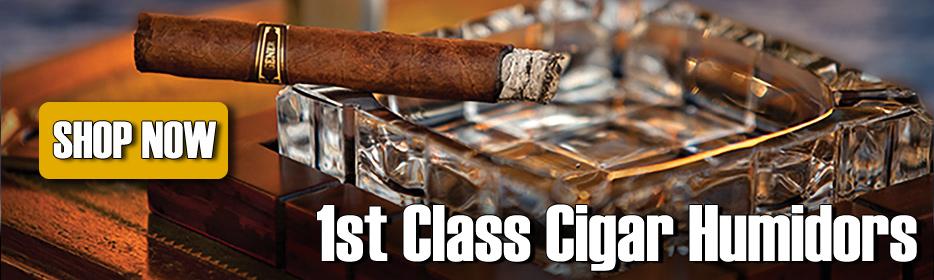 Cigar Humidors & Cigar Accessories