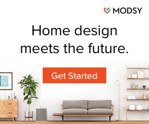 Modsy 3D Home Design