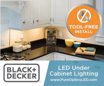 Shop PureOptics Under Cabinet Lighting!