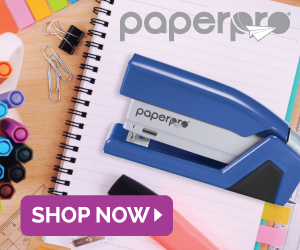 Shop PaperPro Today